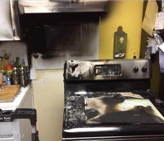 Fire Damage Fire Prevention Week - What You Should Know