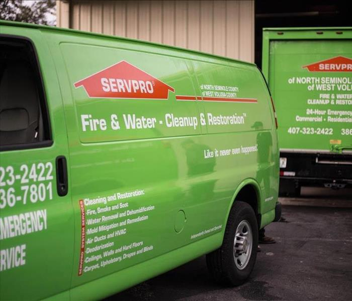 Why SERVPRO The Difference You Didn't Expect
